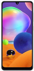 Samsung Galaxy A31 4Gb/64Gb белый
