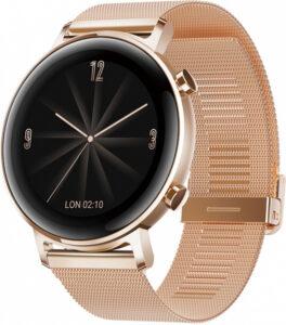 Huawei Watch GT2 Classic Edition (DAN-B19) 42mm золотой шампань