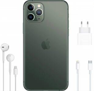 Apple iPhone 11 Pro 256Gb темно-зеленый