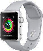 Apple Watch Series 3 38mm Silver Aluminum (MTEY2)