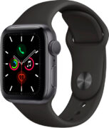 Apple Watch Series 5 40mm Aluminum Space Gray (MWV82)
