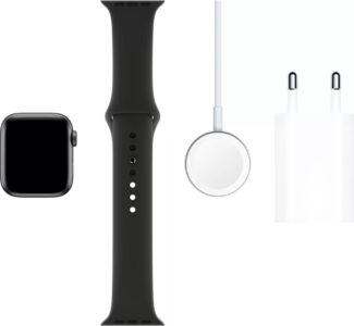 Apple Watch Series 5 40mm Aluminum Space Gray (MWV82)