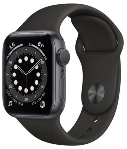 Apple Watch Series 6 40mm Aluminum Space Gray (MG133)