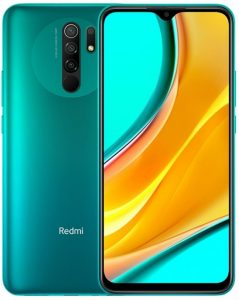 Redmi 9 4Gb/64Gb (Global Version) зелёный c NFC