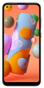 Samsung Galaxy A11 2Gb/32Gb черный