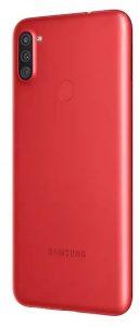 Samsung Galaxy A11 2Gb/32Gb красный