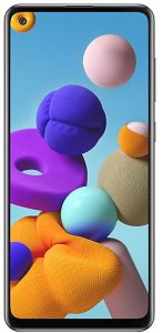 Samsung Galaxy A21s 3Gb/32Gb черный
