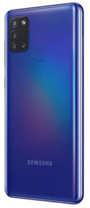 Samsung Galaxy A21s 4/64GB синий