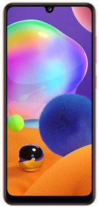 Samsung Galaxy A31 4Gb/128Gb красный (A315F)