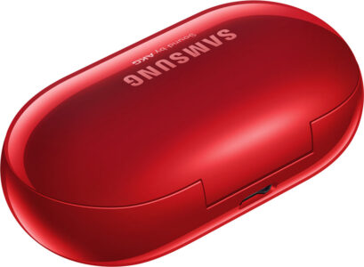 Samsung Galaxy Buds+ (красный)