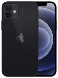 Apple iPhone 12 64GB черный