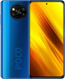 Xiaomi Poco X3 NFC 6/128GB (Global Version) синий