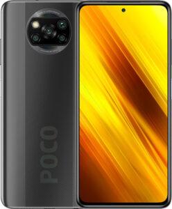 Xiaomi POCO X3 NFC 6Gb/128Gb (Global Version) серый