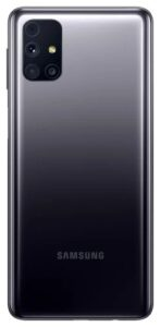 Samsung Galaxy M31s 6/128GB черный