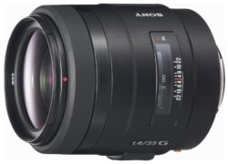 Sony 35mm F1.4G (SAL35F14G)