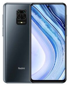 Redmi Note 9S 4Gb/64Gb (Global Version) серый