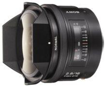 Sony 16mm F2.8 (SAL16F28)