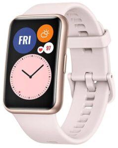 Huawei Watch FIT (розовая сакура)