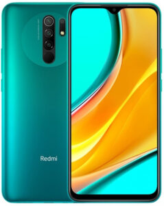 Xiaomi Redmi 9 3Gb/32Gb без NFC (Global Version) зеленый