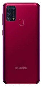 Samsung Galaxy M31 6Gb/128Gb красный