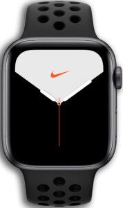 Apple Watch Nike Series 5 40mm Aluminum Space Gray (MX3T2)
