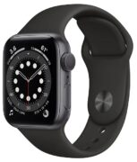 Apple Watch SE 40mm Aluminum Space Gray (MYDP2)