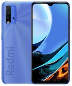 Xiaomi Redmi 9T 4/128GB NFC сумеречный синий