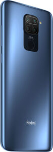 Xiaomi Redmi Note 9 4Gb/128Gb без NFC (Global Version) полночный серый