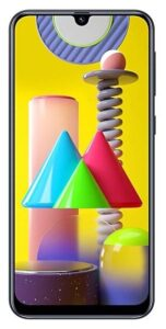 Samsung Galaxy M31 6Gb/128Gb черный