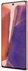 Samsung Galaxy Note20 8GB/256GB Бронзовый