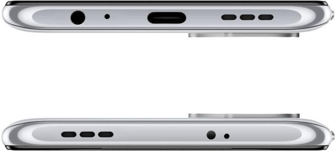 Xiaomi Redmi Note 10 4/128GB (белый камень)