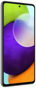 Samsung Galaxy A52 4/128Gb черный