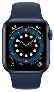 Apple Watch Series 6 44mm Aluminum Blue (M00J3)