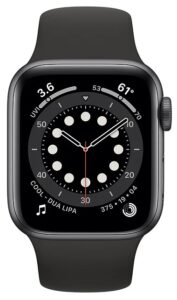 Apple Watch Series 6 44mm Aluminum Space Gray (M00H3)