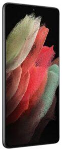 Samsung Galaxy S21 Ultra 5G 16Gb/512Gb (черный фантом)