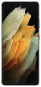 Купить Samsung Galaxy S21 Ultra 5G 16/512Gb серебряный фантом
