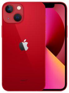 Купить смартфон Apple iPhone 13 mini 128Gb (красный)