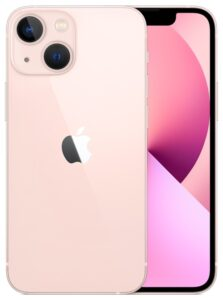 Купить смартфон Apple iPhone 13 mini 128Gb (розовый)