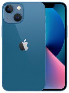 Купить смартфон Apple iPhone 13 mini 128GB (синий)