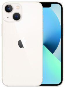 Купить смартфон Apple iPhone 13 mini 128Gb (сияющая звезда)