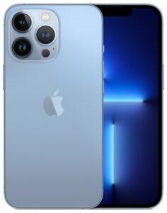 Купить смартфон Apple iPhone 13 Pro 128Gb (небесно-голубой)