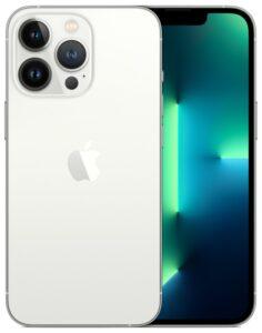 Купить смартфон Apple iPhone 13 Pro 128Gb (серебристый)