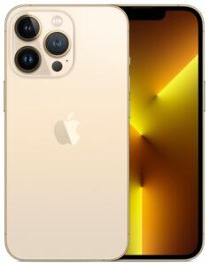 Купить Apple iPhone 13 Pro 128Gb (золотистый)