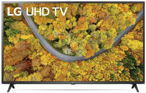 Купить телевизор LG 50UP76006LC