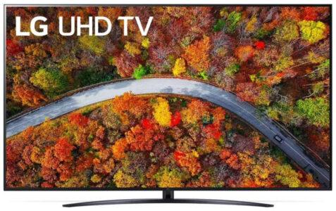 Купить телевизор LG 50UP81006LA