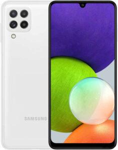 Купить Samsung Galaxy A22 4Gb/128Gb Белый