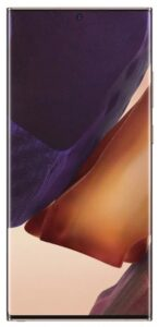 Купить Samsung Galaxy Note20 Ultra 8GB/256GB (бронзовый)