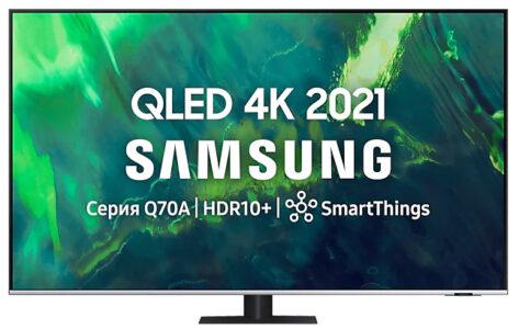 Купить телевизор Samsung QE55Q70AAU