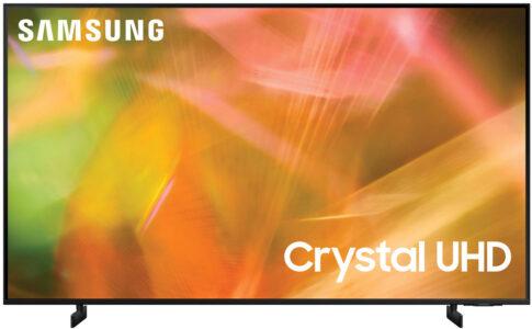 Купить телевизор samsung UE50AU8000U