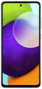 Купить смартфон Samsung Galaxy A52 4/128Gb синий